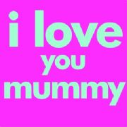 I Love you Mummy Greeting Card